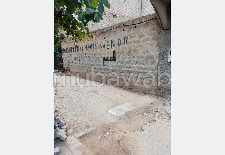 مننزل لابيع في حي شوهدا