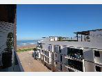 Apt 130 m² meublé 2 chambres vue mer
