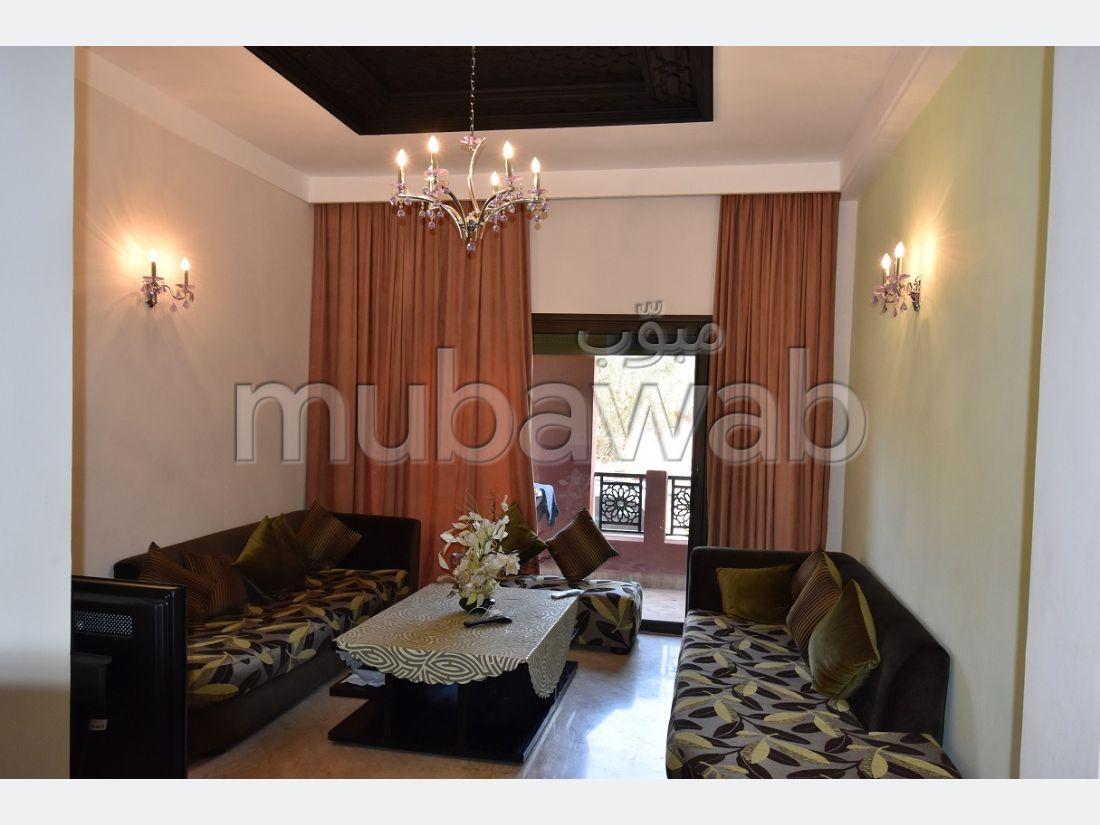 Appartement à vendre à Marrakech. Surface totale 84.0 m². Ascenseur et garage.
