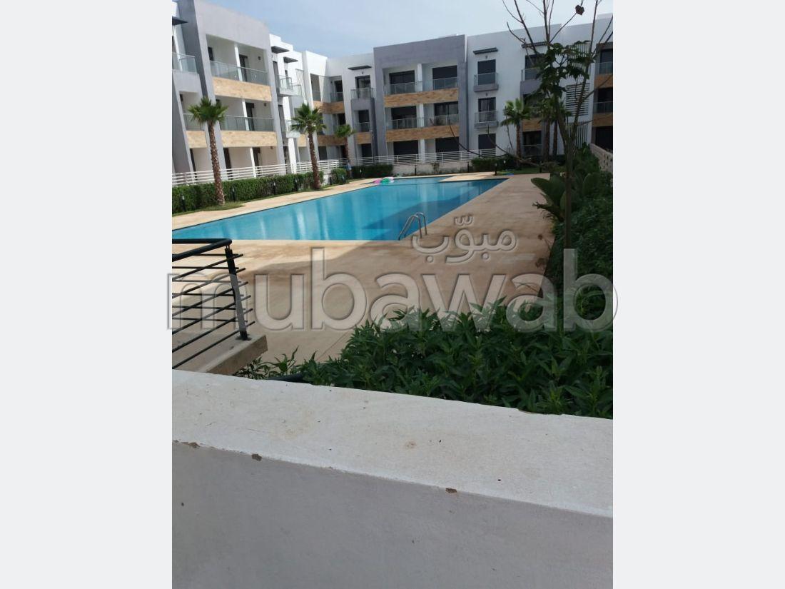 Joli appartement neuf à Dar Bouazza