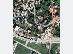 Terrain titré à Tanger. Superficie 1048 m²