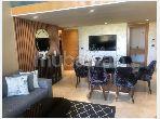 Superbe appartement à louer à Bouskoura. Surface totale 205 m². Vide ou meublé