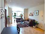 شقة رائعة للإيجار -بحي السلام -السيال. 5 قطع رائعة. مفروشة.
