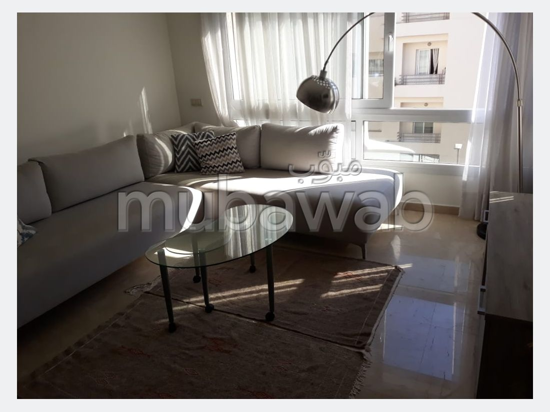 Find an apartment for rent in Bourgogne Ouest. 2 Living room.