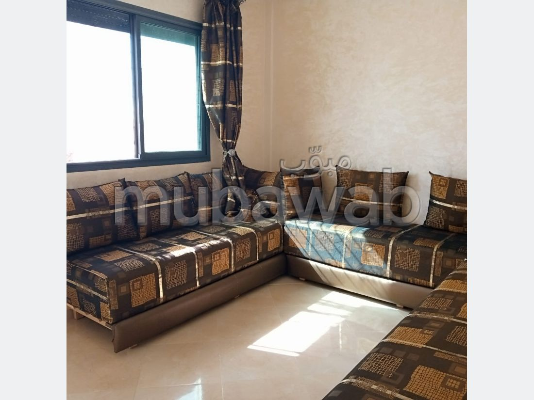 Sale of a lovely apartment in Narjis. 3 Master bedroom. Equipped kitchen.
