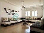 شقة رائعة للايجار ب البرانص 1. 2 غرف. مفروشة.
