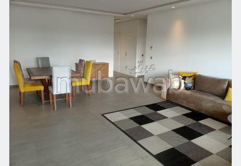 Location d'un appartement au Faubourg d'Anfa