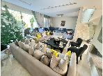 Magnificent villa for sale in Sidi Maarouf. Dimension 450.0 m². Robust door, General satellite dish system.