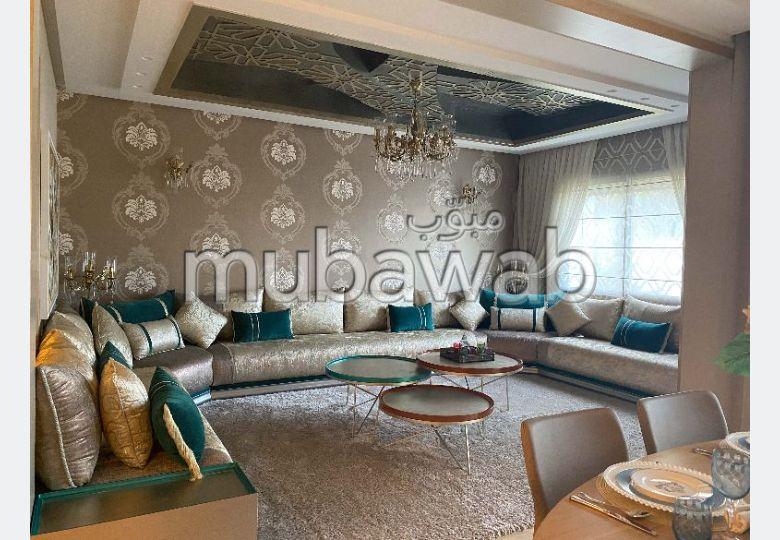 شقة رائعة للإيجار بمراكش. المساحة الإجمالية 88 م². مفروشة