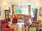 Bel appartement 2ch salons de 107m² à Hay Riad