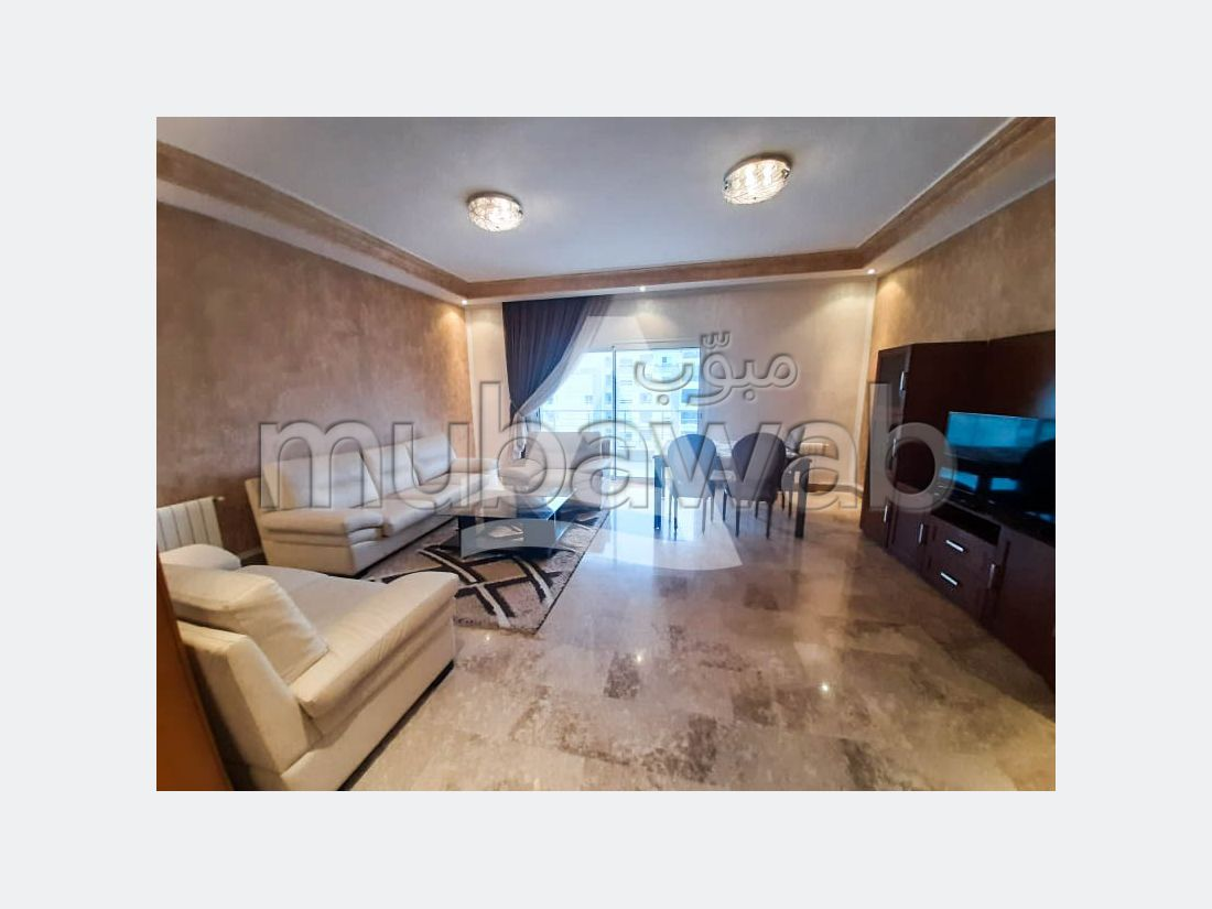 Appartement S3 meublé lac 2