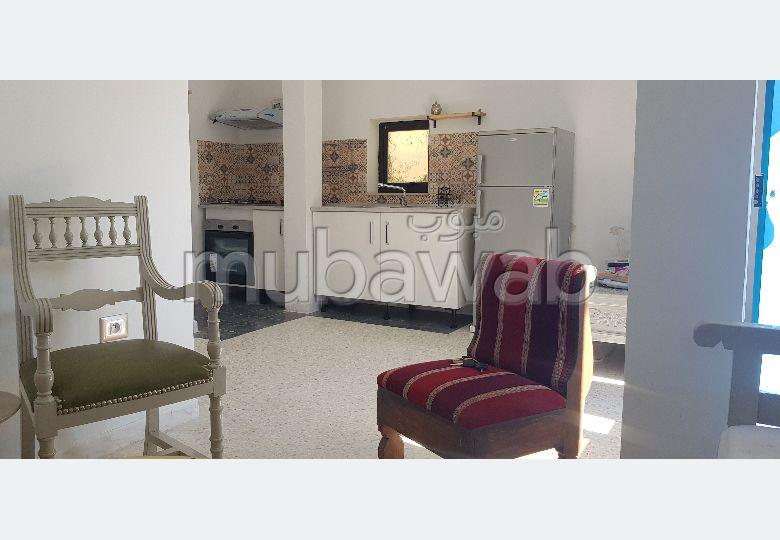 A louer à sidi bousaid bel étage de villa meublé
