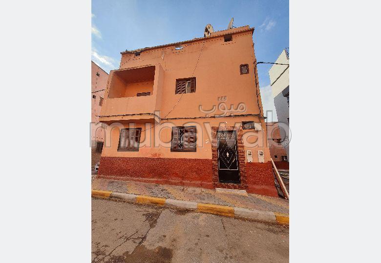 Superbe maison à vendre à Casablanca. Surface de 73 m²