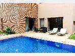 Villa 3 chambres a marrakech route ourika