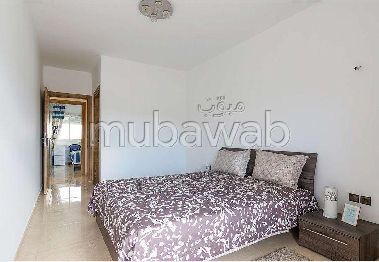 شقة للشراء ب حي بنسودة. المساحة الكلية 100 م².