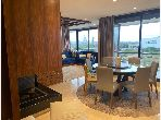 شقة للشراء ببوسكورة. المساحة الكلية 190.0 م². صالون مغربي نموذجي ، إقامة آمنة.