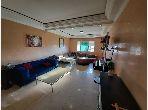 Appartement ensoleillé de trois chambres sans vis