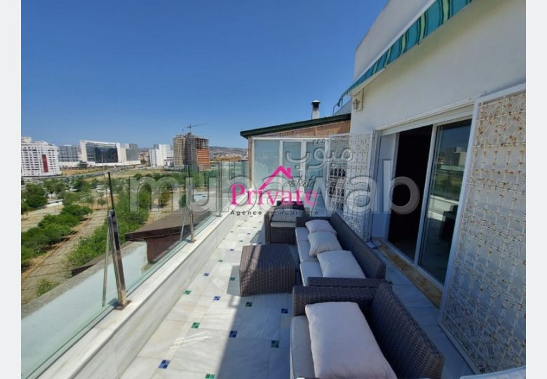Vente appartement 260 m² CHARF Tanger