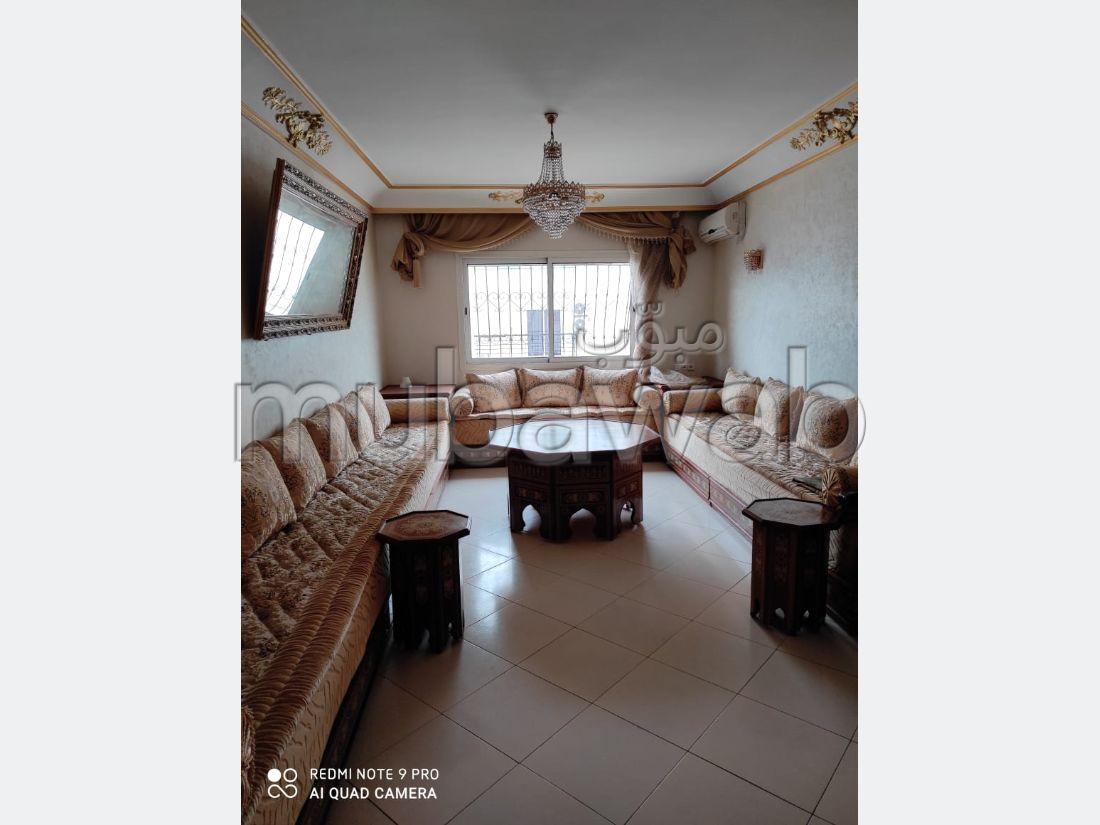 Joli appartement en location à malabata