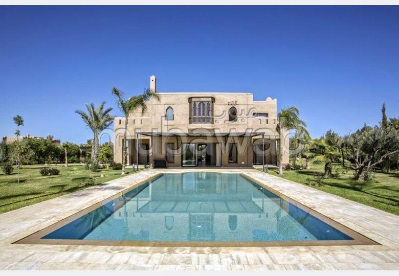 Villa de Paradis en location