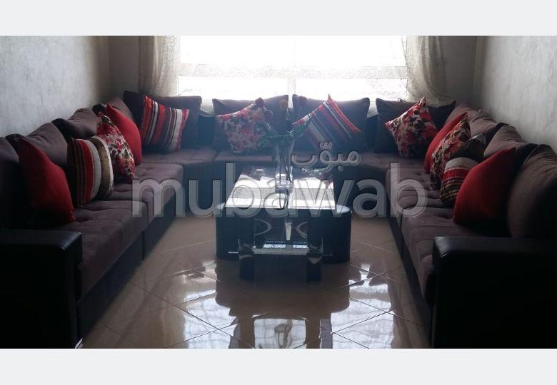 Très bel appartement en location à Tanger. 1 Pièce