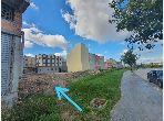 بيع أرض ب طنجة البالية. المساحة الإجمالية 165 م².