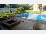 Villa en vente louée /mois souissi