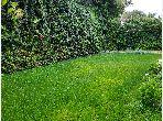 Splendid villa for sale in El Manar - El Hank. Large area 400 m². Garden and garage.