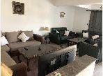 استئجار شقة بغوثي. المساحة الكلية 130 م². مفروشة.