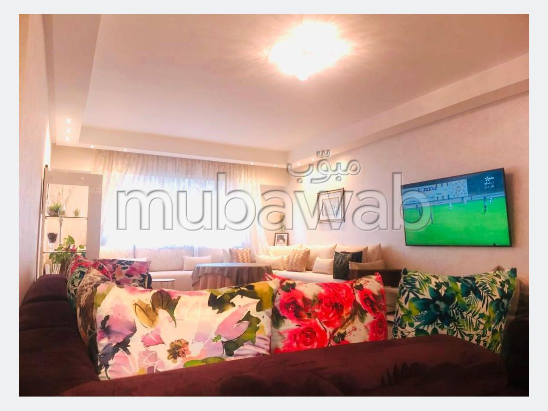 Apartment to purchase in Gauthier. Dimension 120 m². Terrace.