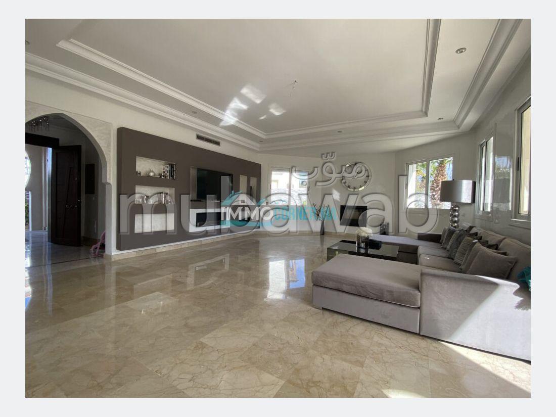 Maison de luxe à vendre à Tanger