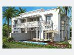 Location villa de haut standing front golf Bouskoura 4 belles chambres. Concierge et piscine