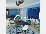 Appartement meublé sur Bd Mohamed VI