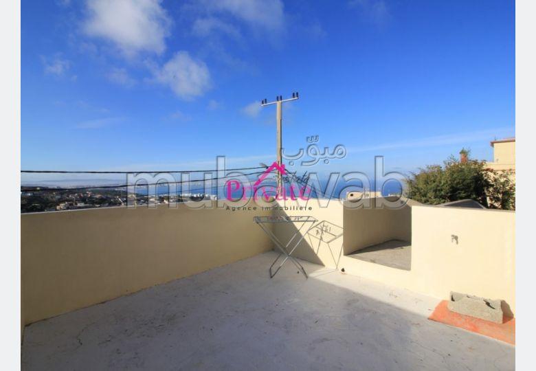 Location Appartement 120 m² MENAR Tanger Ref: LZ571