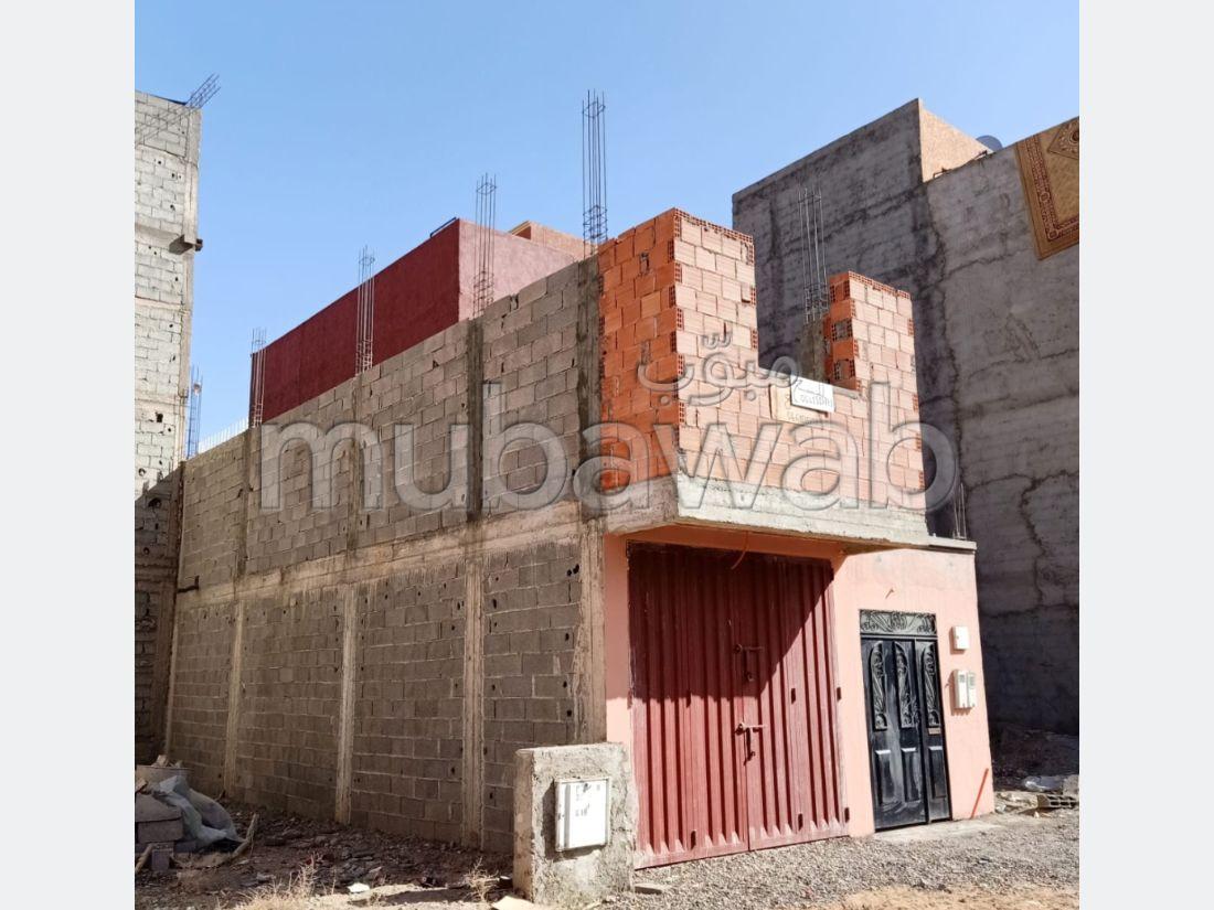 Maison en cours de construction raison financière
