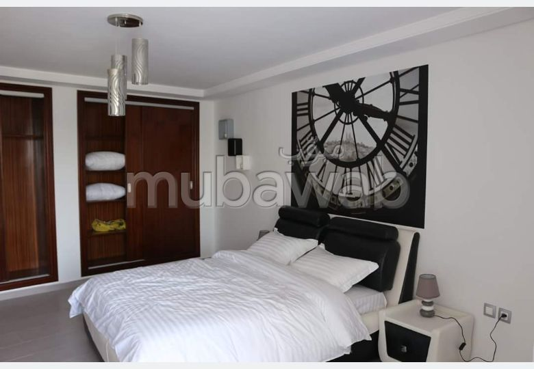 Very Nice Apartment For Rent In De La Plage 2 Master Bedroom Well Furnished Mubawab