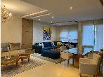 Appartement en location à Rabat. 3 chambres agréables. Bien meublé