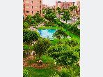 Appartements à louer à Marrakech. 2 grandes pièces. Meublé