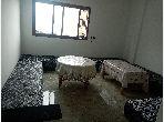 شقة رائعة للبيع ببوسكورة. 2 غرف جميلة.