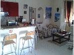 Magnifique meublé 2pièces 60 m² à Port el Kantaoui