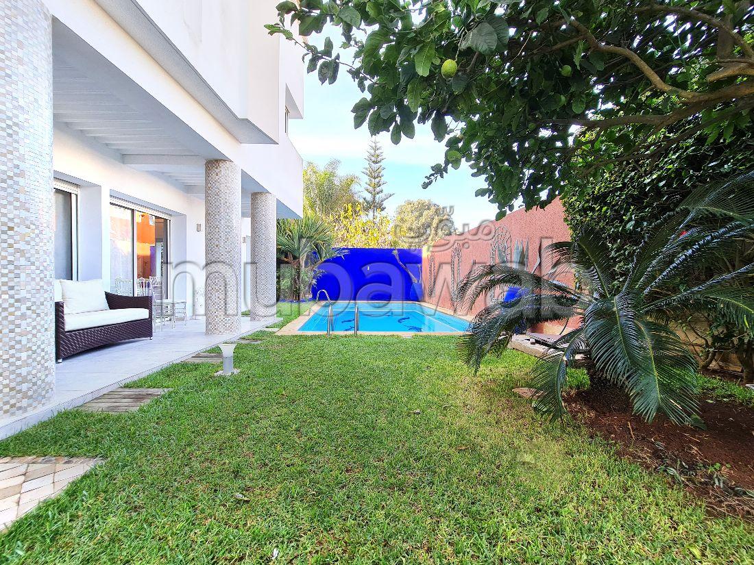 Belle Villa en vente á Ain Diab