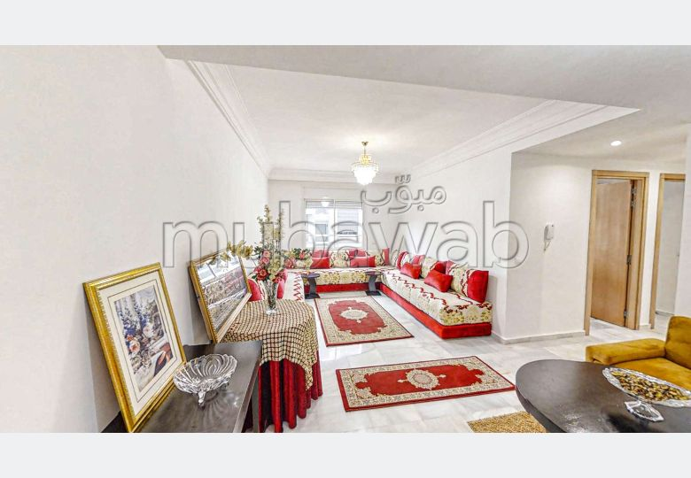 Apartment for sale in Sala el Jadida. Small area 75 m².