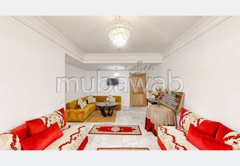 Apartment for sale in Sala el Jadida. Large area 99 m².