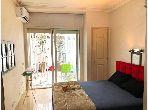 Loft meublé avec belle terrasse