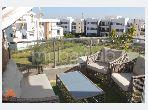 شقة رائعة للإيجار ببوسكورة. المساحة الكلية 130 م². مفروشة.