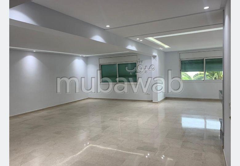 Location d'un appartement vide à Gauthier