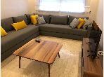 Superbe appartement meublé à louer au maarif