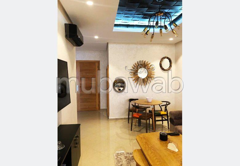 Trés bel appartement à louer sur Dar Bouazza