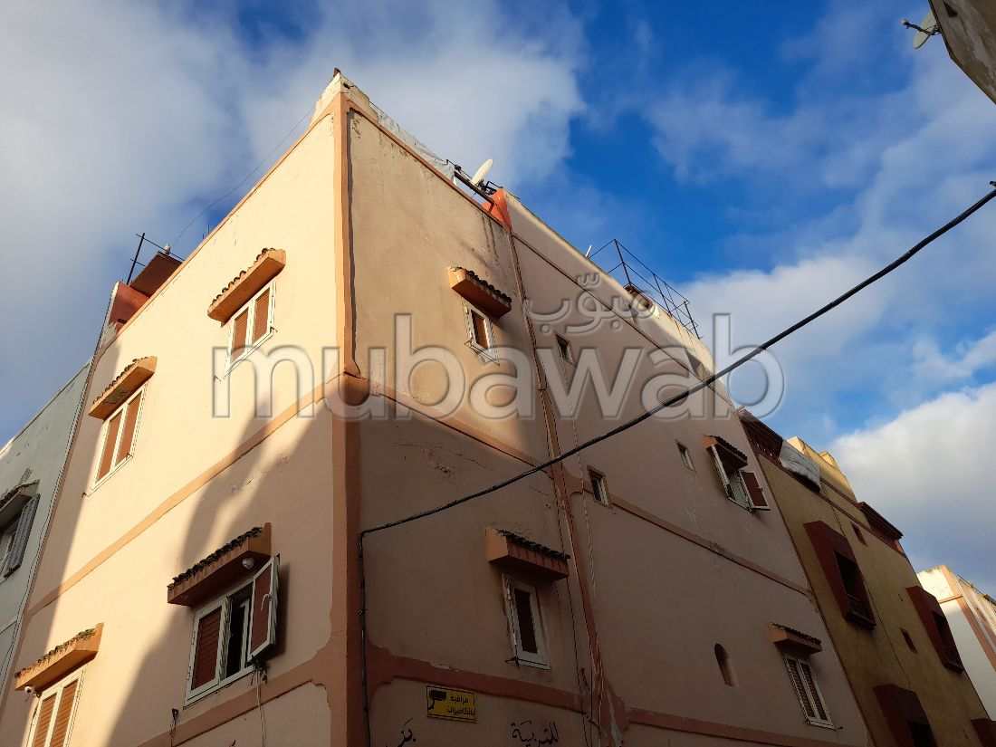 Encuentra tu próxima casa en Hay Moulay Rachid 1. 7 Bonitas habitaciones.