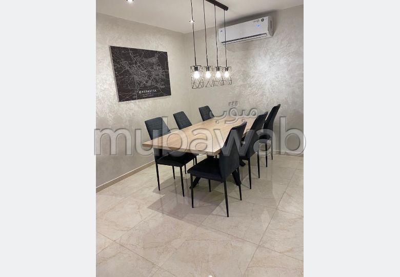Superbe Appartement meublé à l'Agdal